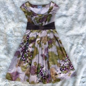 NWT Anthropologie Floreat Travessia Dress Size 4